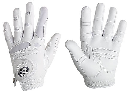 Bionic Glove GGWLXLW Women s Classic Golf white- X-large Left