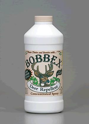Bobbex B550100 Deer Repellant Quart Concentrate Bottle