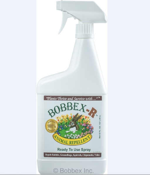 Bobbex-R B550125 32 oz Animal Repellant Ready to use Bottle