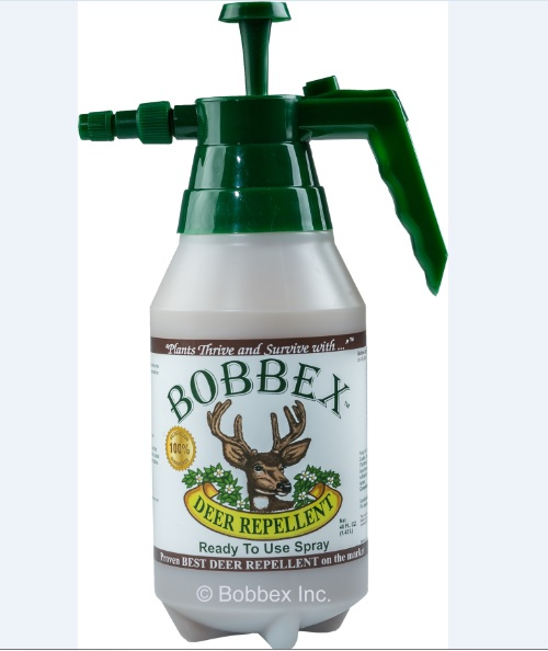 Bobbex B550170 Deer Repellant 48oz E-Z Pump Ready to use Bottle