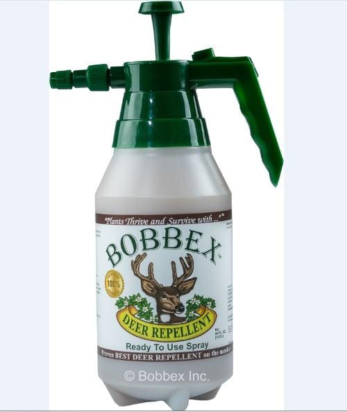 Bobbex B550170 Deer Repellant 48oz E-Z Pump Ready to use Bottle