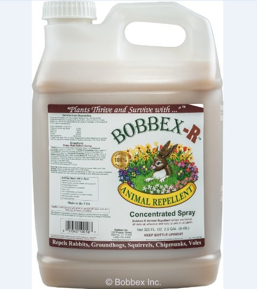 Bobbex-R B550185 Animal Repellant Concentrate 2.5 Gallon Bottle
