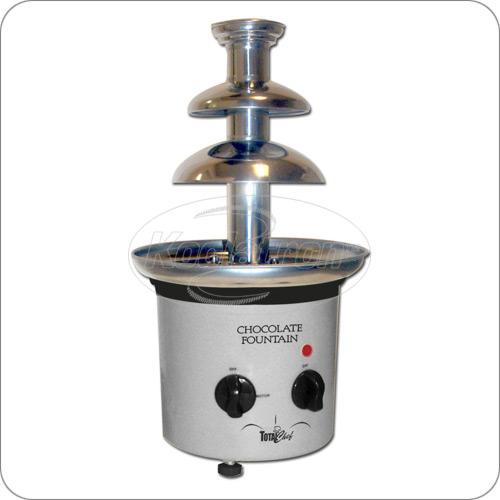 Koolatron TCCFS-02 Chocolate Fountain - Stainless Steel