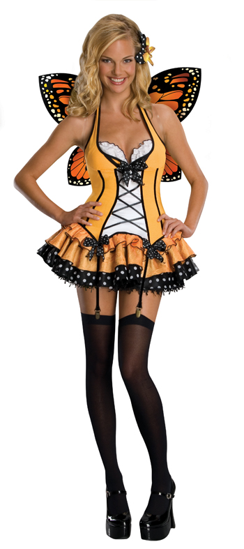 Costumes For All Occasions RU889139XS Fantasy Butterfly XS