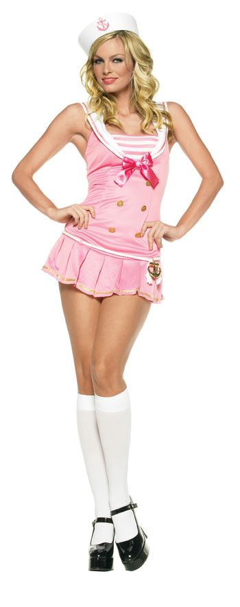 Costumes For All Occasions UA83272XS Shipmate Cutie XS mall