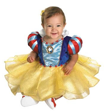Costumes For All Occasions DG50487W Snow White Infant 12-18 Month