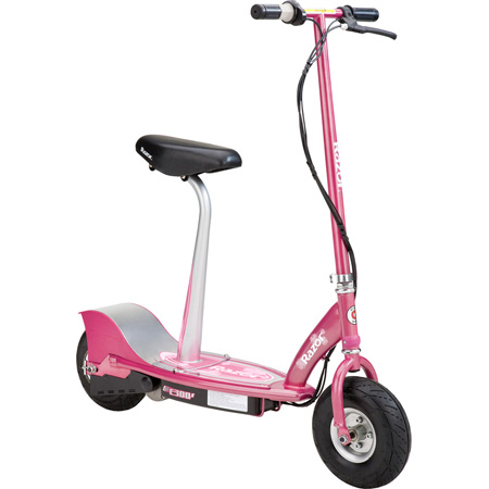 Razor 13116261 - E300S Seated Electric Scooter - Sweet Pea