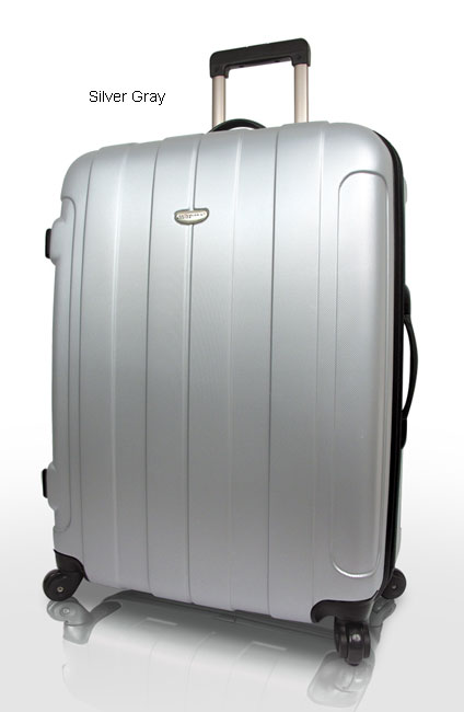 Traveler's Choice TC3900G28 Rome 28   Hard-Shell Spinner Upright
