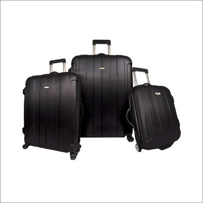 Traveler's Choice TC3900K ROME 3pc Hard-shell Spinning-Rolling Travel Collection