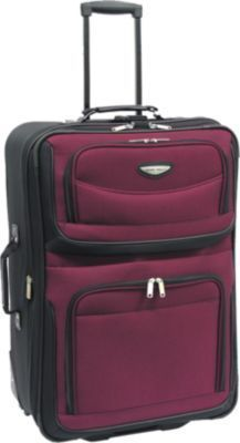 Travel Select TS6950R25 Travelers Choice - Amsterdam 25  Expandable Rolling Upright
