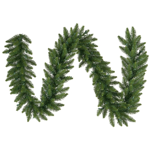 Vickerman A861120 9  x 20   Camdon Fir Garland 320 Tips