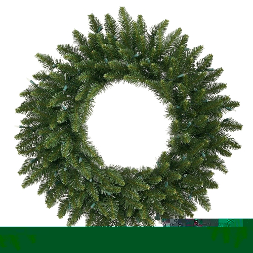 Vickerman A861024 24   Camdon Fir Wreath 130 Tips