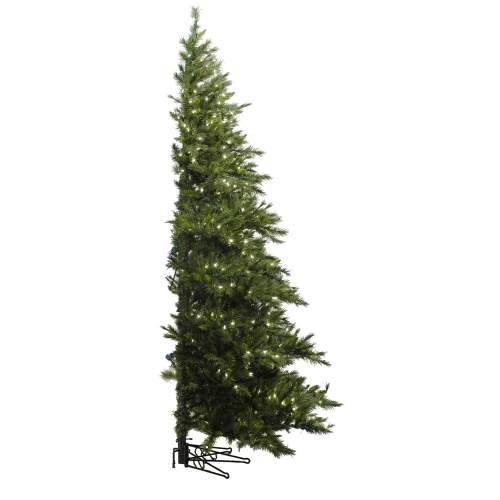 Vickerman A803975 7.5 x 60   Westbrook Pine Half Tree