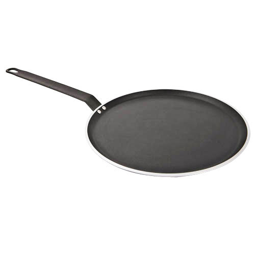 World Cuisine A4611830 Non Stick Crepe Pan - 11 .88 Inches