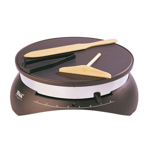 World Cuisine A4985033 Electric Crepe Maker