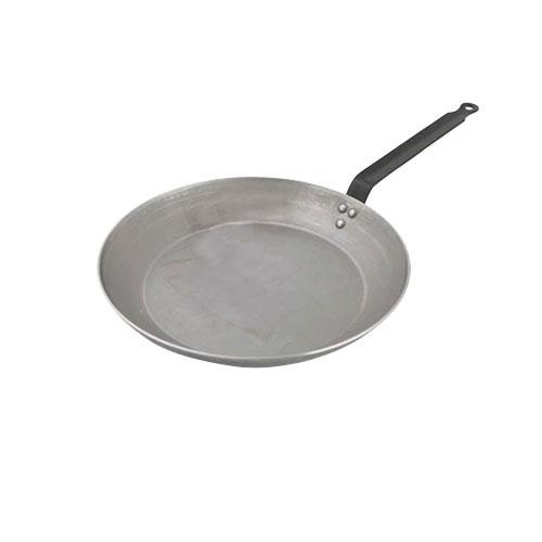 World Cuisine A4171430 Heavy Duty Carbon Steel Frying Pan - 11.875 Inch