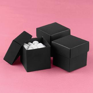 Hortense B. Hewitt 90212 Black Mix & Match Favor Boxes