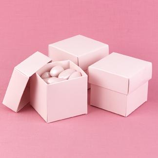 Hortense B. Hewitt 90219 Pink Mix & Match Favor Boxes