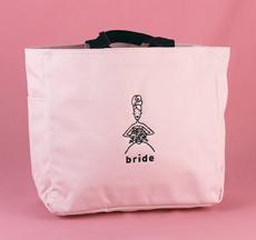 Hortense B. Hewitt 56213 Bride Pink Tote Bag