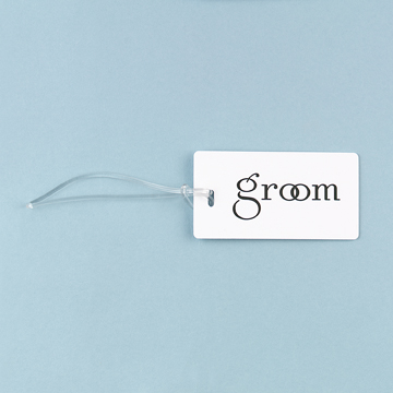 Hortense B. Hewitt 72427 Groom Luggage Tag