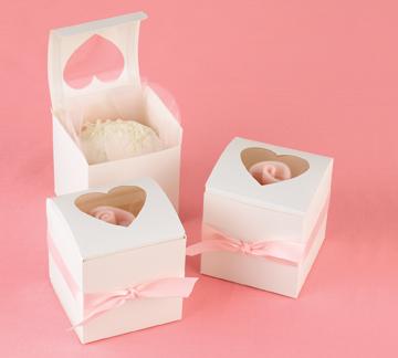 Hortense B. Hewitt 82111 Cupcake Favor Boxes