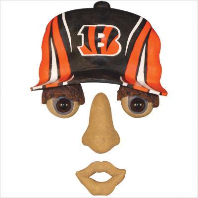 Team Sports America NFL0083-828 14  x7   Forest Face- Cincinnati Bengals