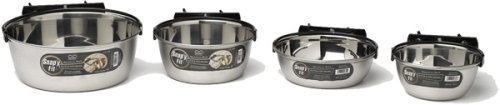 Midwest Container Snap Y Fit Dog Bowl 10ounce - 40-10