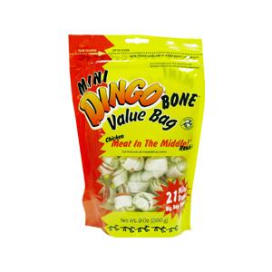 Dingo Brand Mini Value Bag White Extra Small - 95001