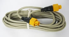 Lowrance ETHEXT-15YL 15  Ethernet Cable
