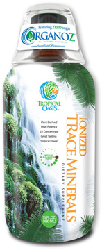 Tropical Oasis 33457 Ionized Trace Minerals- Pack of 3