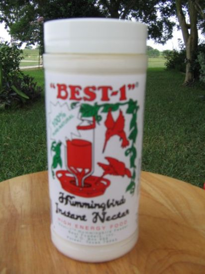 Best-1 BESTS10028 14 Oz. Instant Nectar Jumbo Jar
