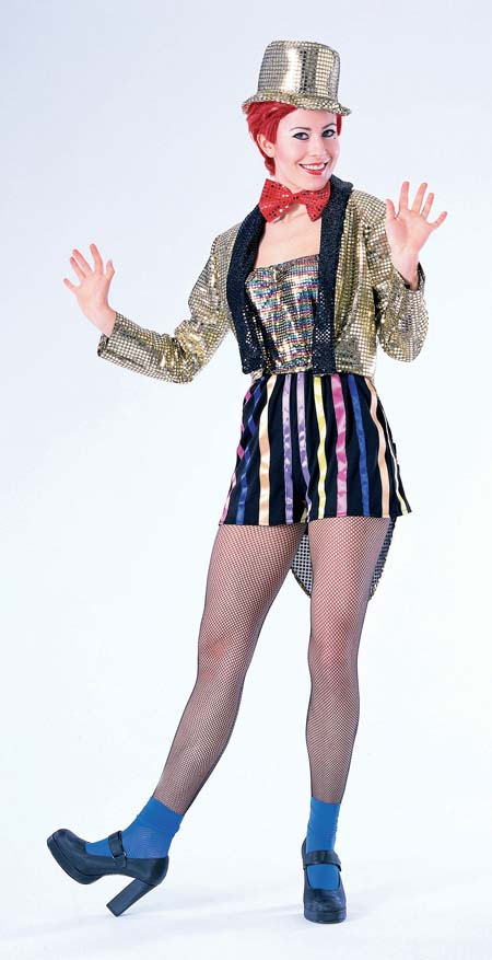 Costumes For All Occasions FM55031 Columbia Adult Costume