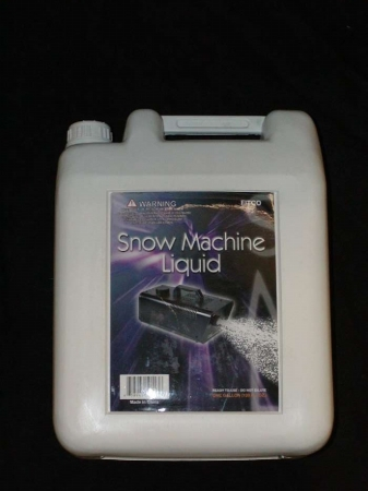 Costumes For All Occasions IA158 Snow Flake Fluid Gallon Size