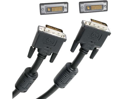 15 ft DVI-I Dual Link Digital/Analog Mo