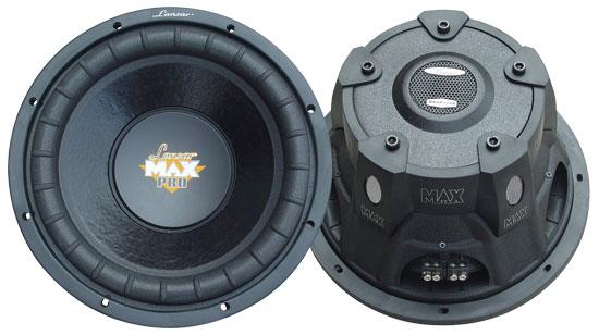 SOUND AROUND/LANZAR AUDIO MAXP124D 12   1600 Watt Dual Voice Coil Subwoofer Driver for Small Enclosures -  Sound Around Inc