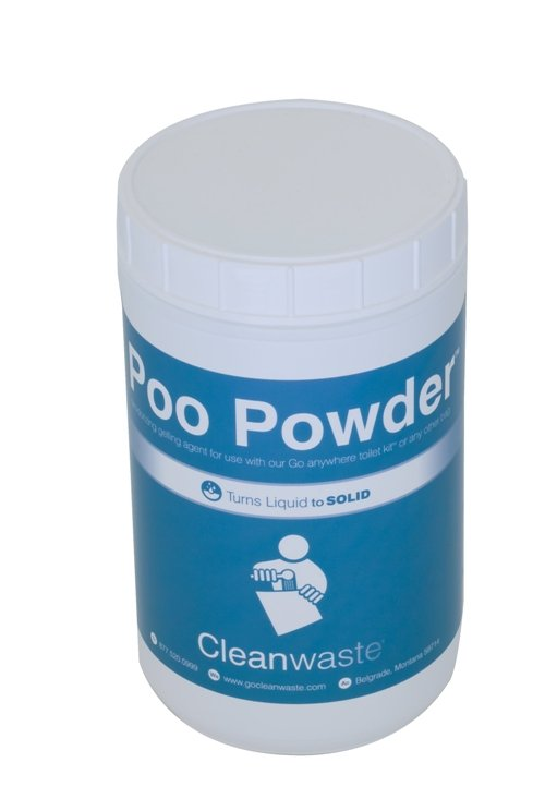 Cleanwaste D105POW Bulk Poo Powder Waste Treatment