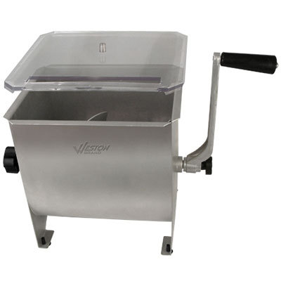 Prago 36-1901-W 20No. Stainless Steel Meat Mixer