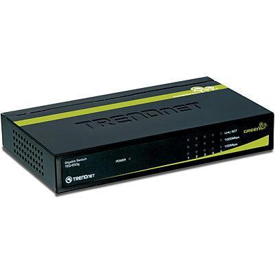 TRENDnet TEG-S50G 5-port 10/100/1000Mbps GB Swtc