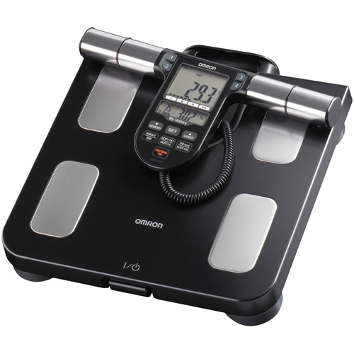 Omron HBF-516B Full-Body Sensor Body Composition Monitor & Scale