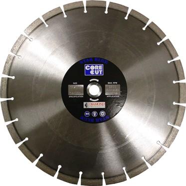 Diamond Products 70520 Core Cut 14   x .12 x 1   Star Blue Masonry Blade