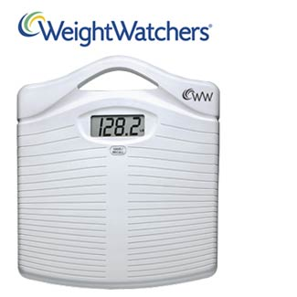 Conair WW11D Weight Watchers by Conair Portable Precision Electronic Scale