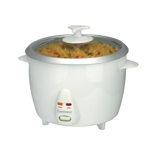 Continental Electric CE23211 6 Cup Rice Cooker
