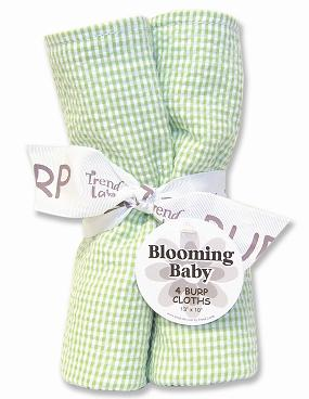Baby Bib & Burp Cloths
