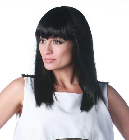 Wicked Wigs 812223011202 Women Eden Midnight - Black Wig