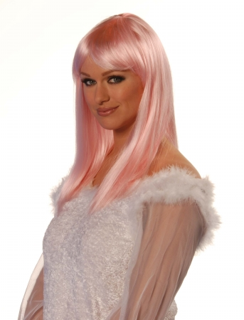 Wicked Wigs 812223011271 Eden Pink Wig