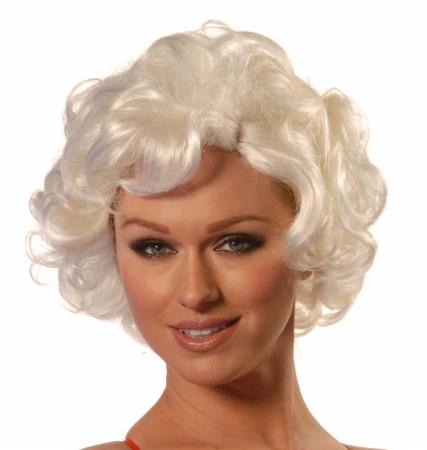 Wicked Wigs Starlet Platinum Blonde Wig