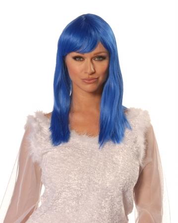 Wicked Wigs 812223011295 Women Eden Royal - Blue Wig