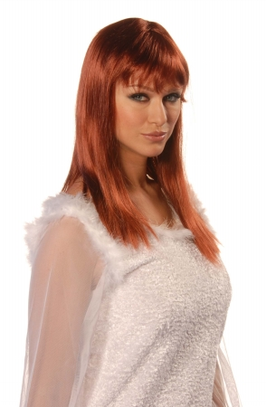 Wicked Wigs 812223011240 WomenEden Sangria - Red Wig