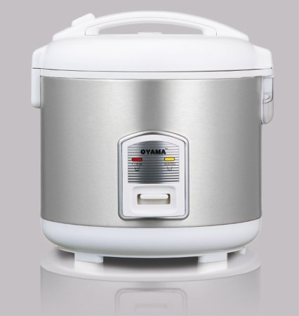 Oyama CFS-B12U All Stainless Rice Cooker