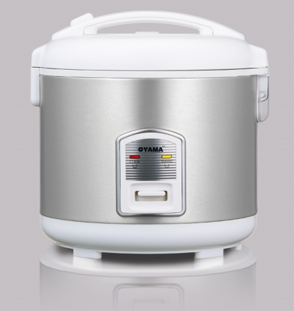 Oyama CFS-F18W  All Stainless Rice Cooker